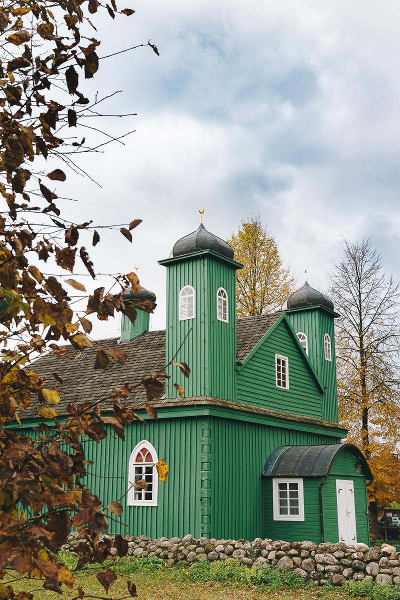 Mosque of Kruszyniany, Eastern Poland