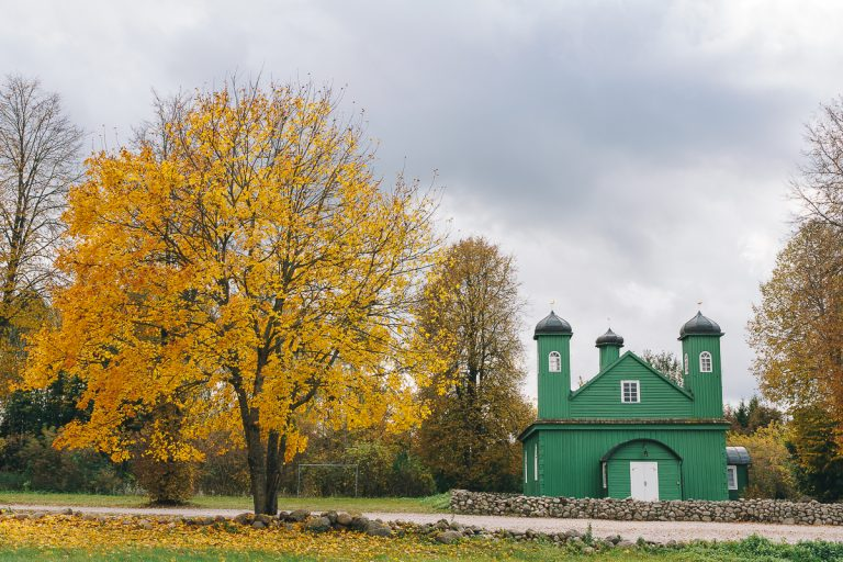 Green Mosque of Kruszyniany, Poland © Sandra Morante