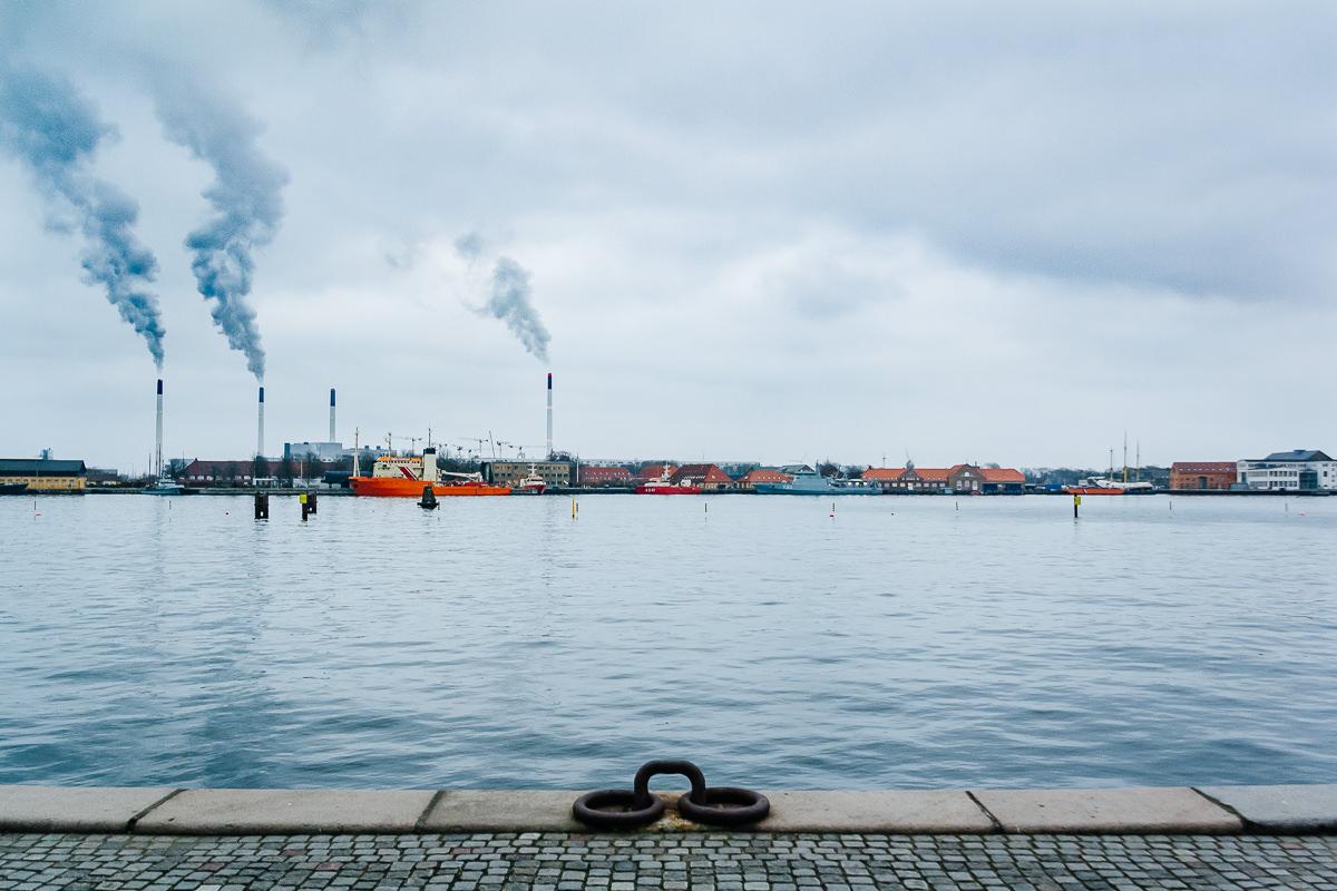 Copenhagen docks, Denmark