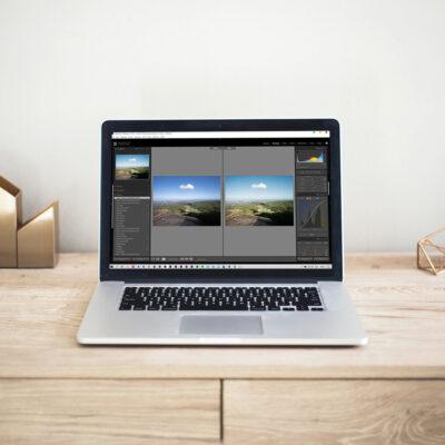 Taller online edición Lightroom